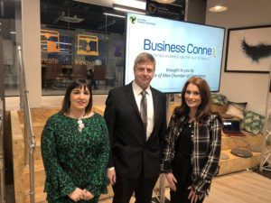 Invicta Joins IOM Chamber of Commerce