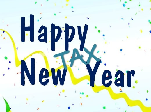 It's the start of a new tax year!