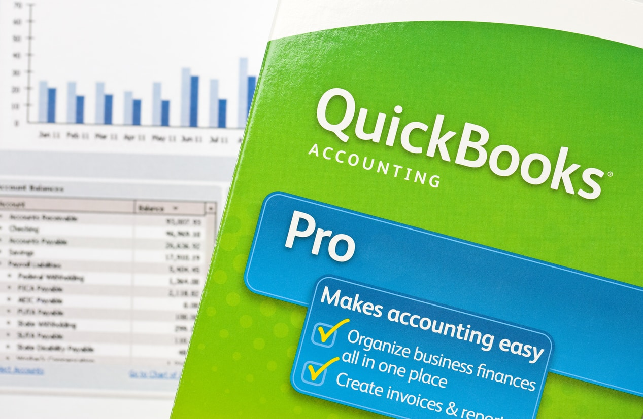 QuickBooks Tips & Tricks – Chart of Accounts