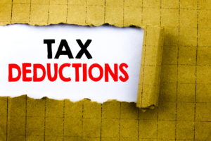 Tax Deductions Made Easy