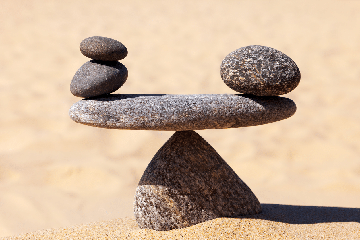 The relentless pursuit of the work-life balance